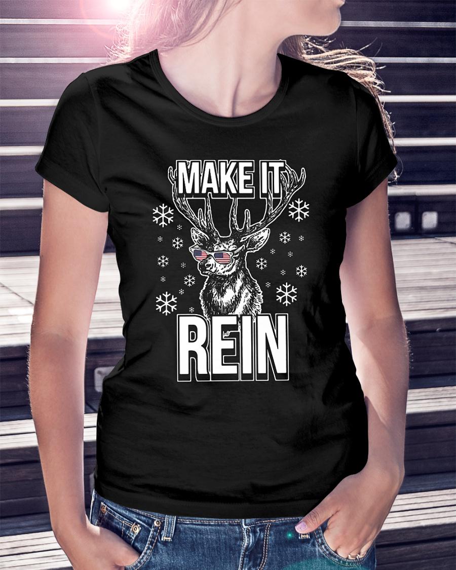 Make it rein sweater shirt