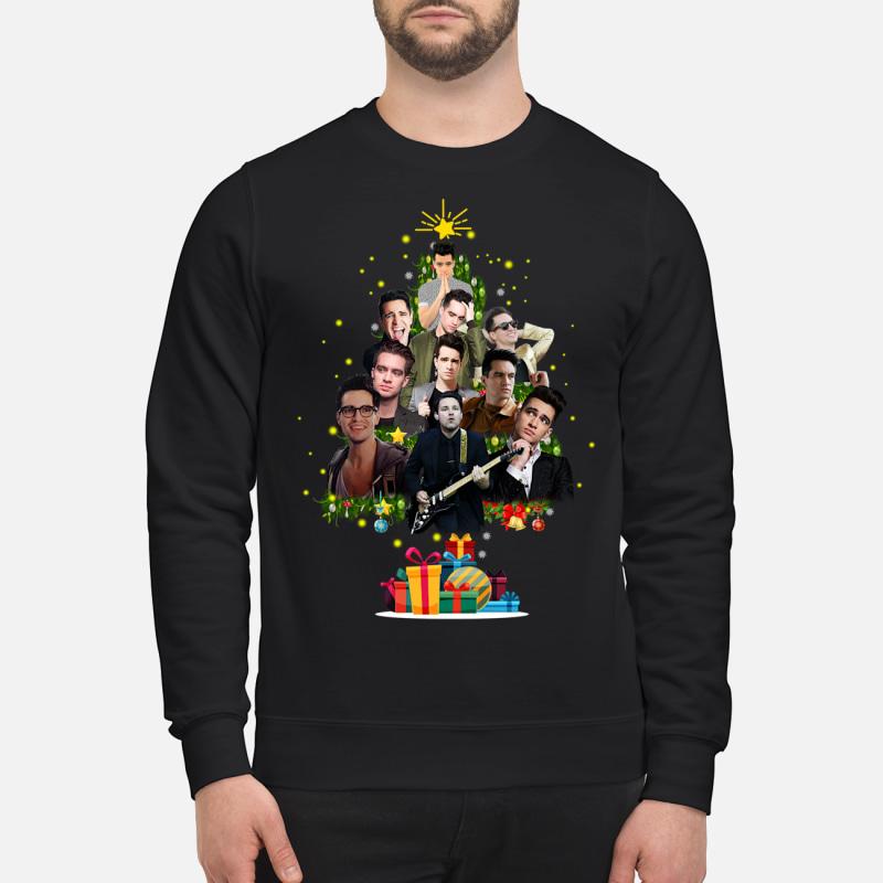 Panic at the Disco Christmas Tree sweater