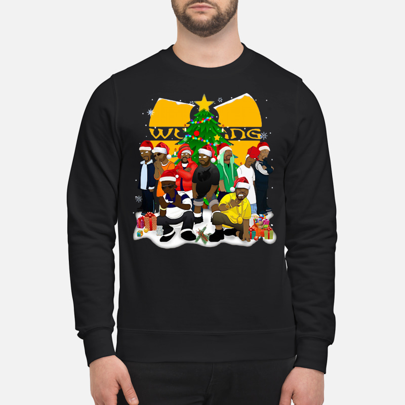 Ueltee Blog Wu Tang Clan Christmas Sweater