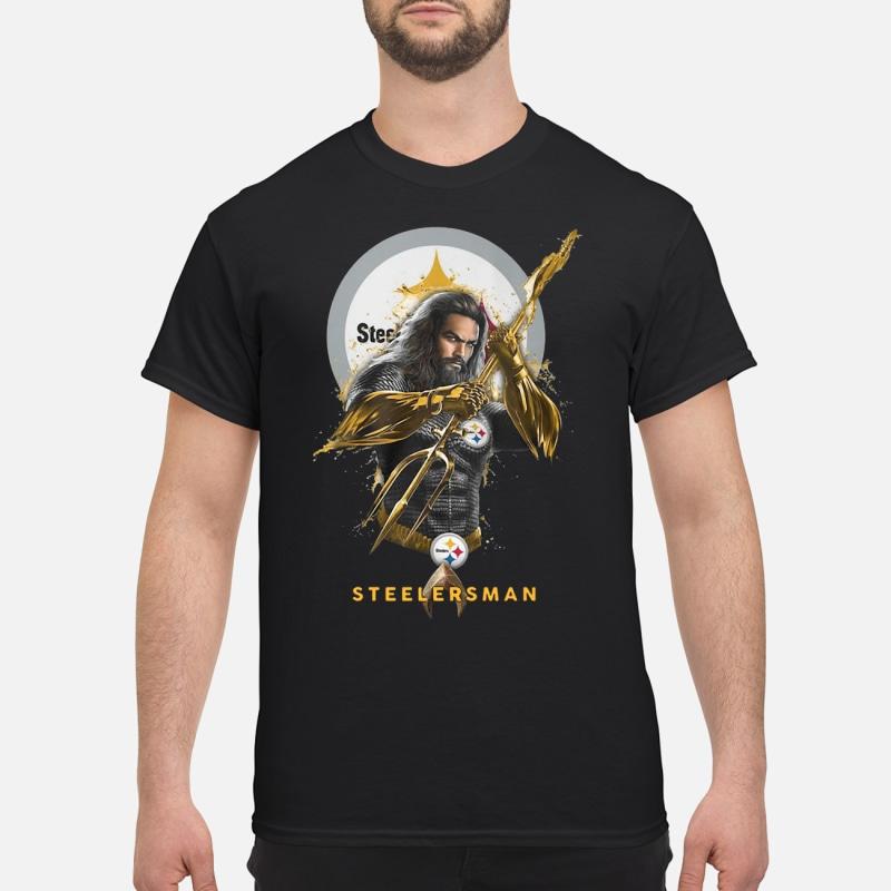 Aquaman Steelersman Pittsburgh Steelers shirt