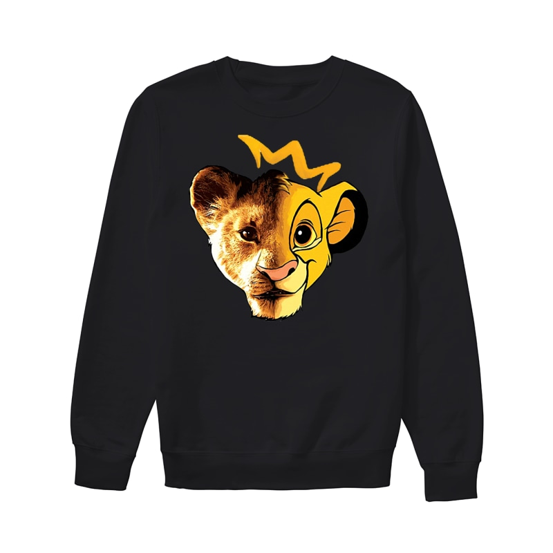 The Lion King sweater
