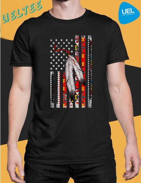 Native American Veteran shirt