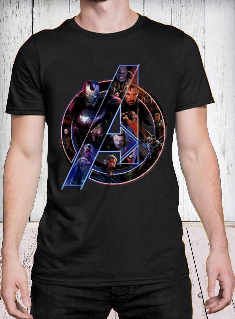 b540e735e Marvel Avengers Infinity War Movie Adult And Kid shirt, sweater ...