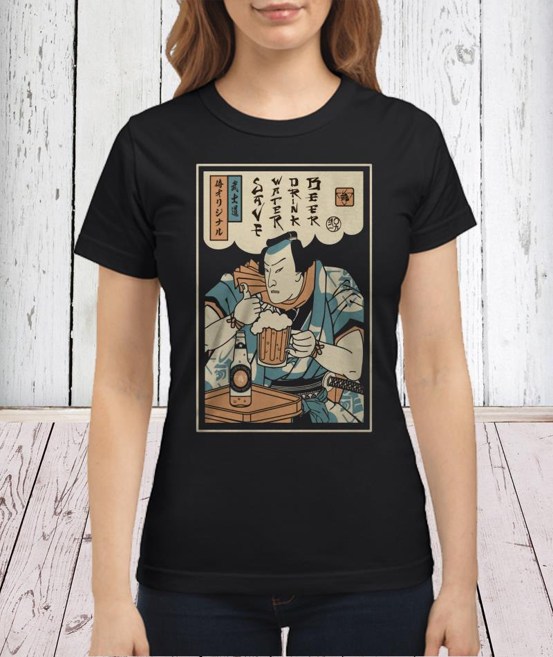 Beer Samurai shirt