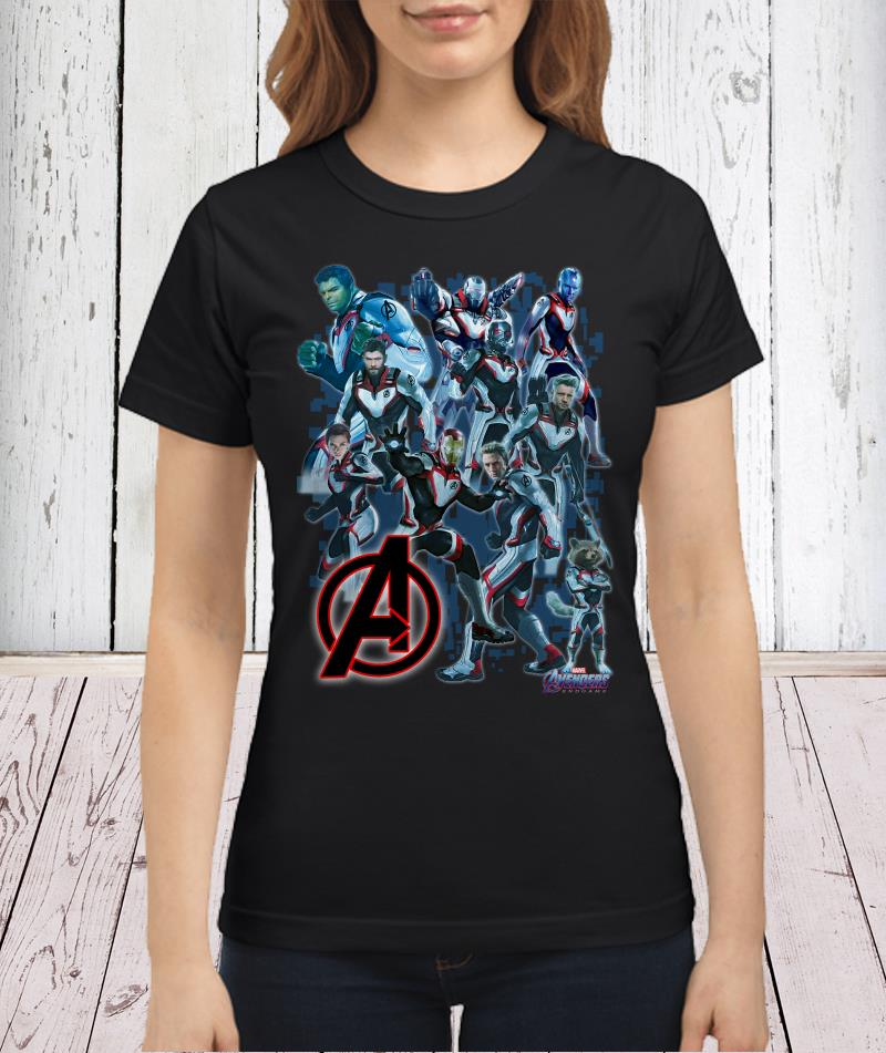 Marvel Avengers Endgame shirt
