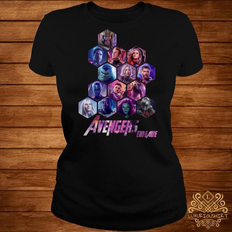 Marvel Avengers Endgame Poster Hive Shirt, Sweater, Hoodie