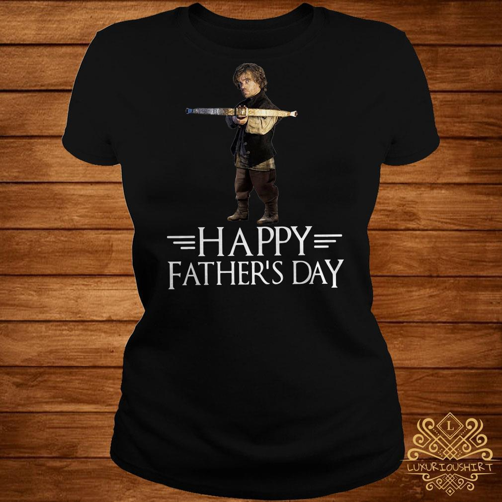 7c465038 Game of Thrones Tyrion Lannister happy father's day shirt, sweater ...