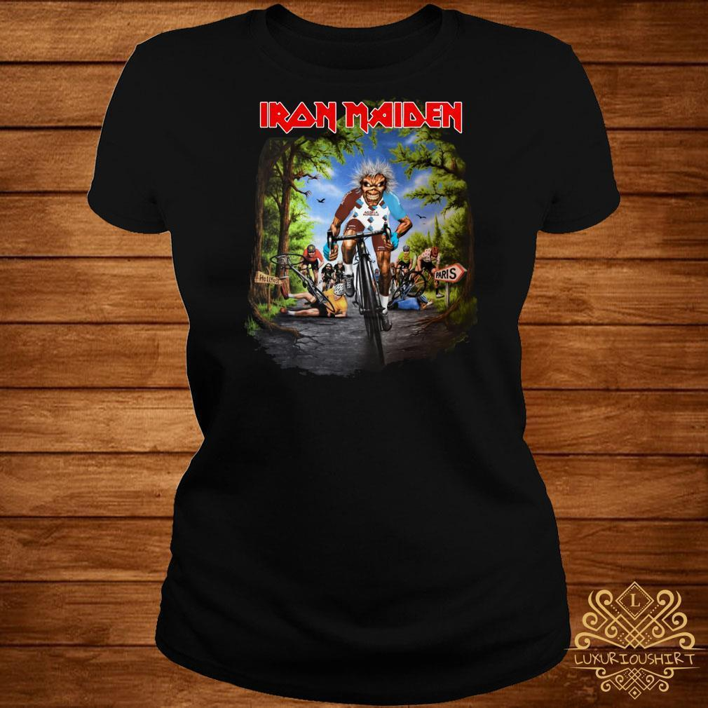 Iron Maiden Tour De France 2019 Shirt