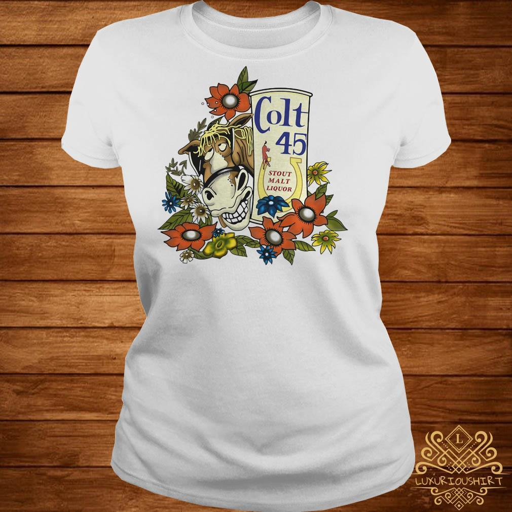 Stout Malt liquor beer brewing lovers awesome cool shirt