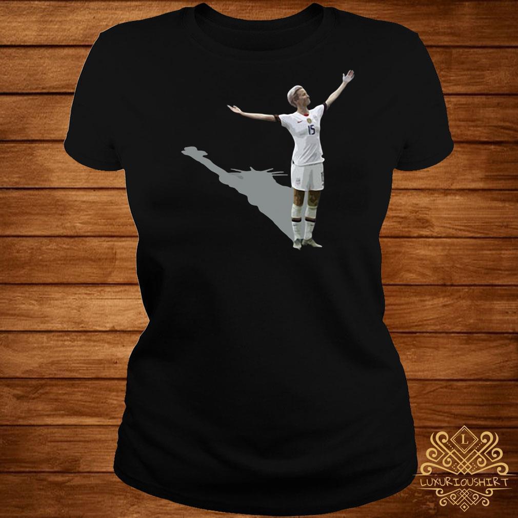 Megan Rapinoe women's soccer shirt