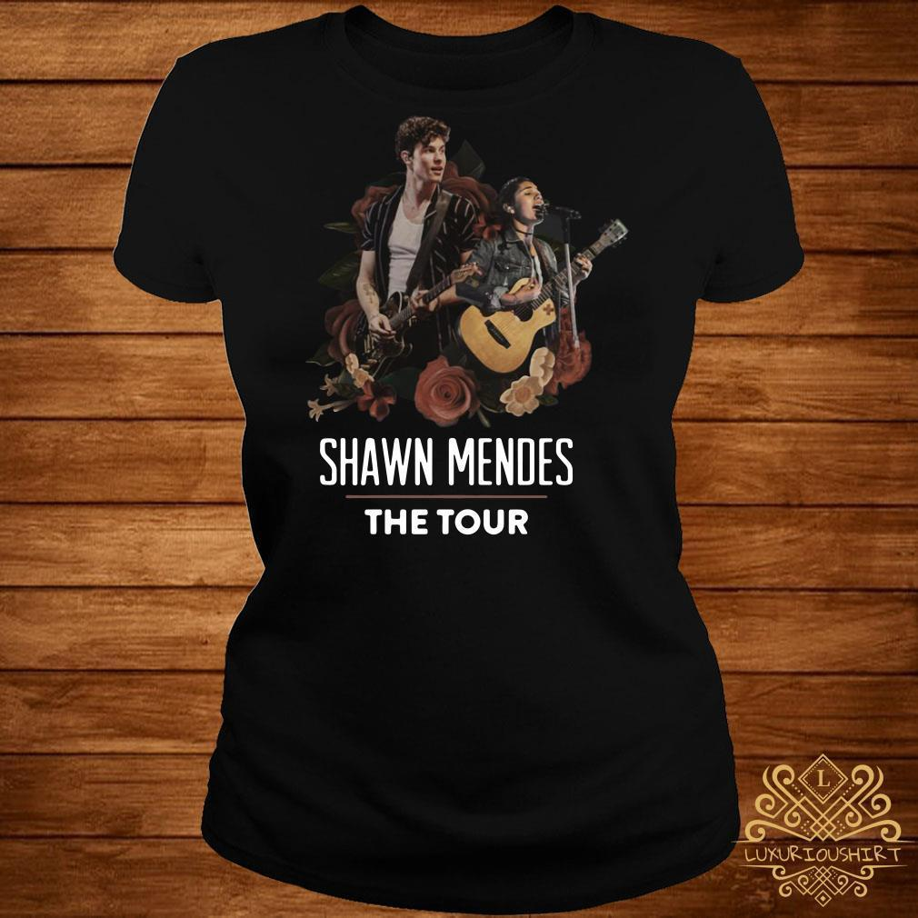 Shawn Mendes The Tour 2019 shirt