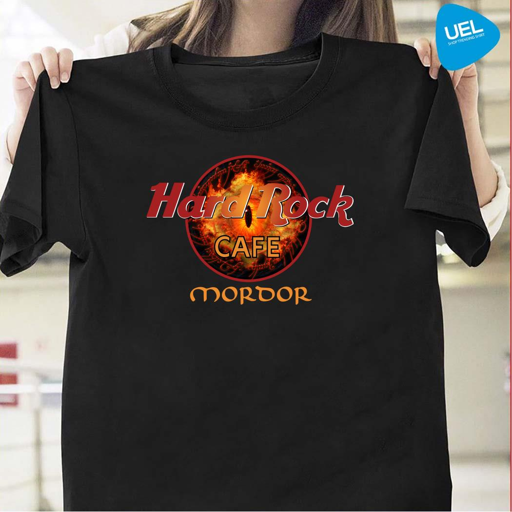 Hard Rock Cafe Mordor Shirt