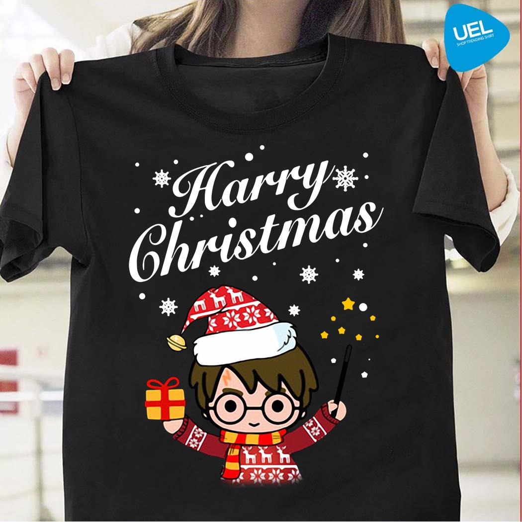 Harry Potter Harry Christmas shirt