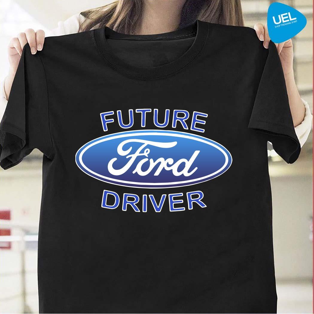 Future find driver shirt