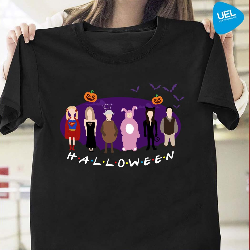 The One with the Halloween Party friends TV show shirt