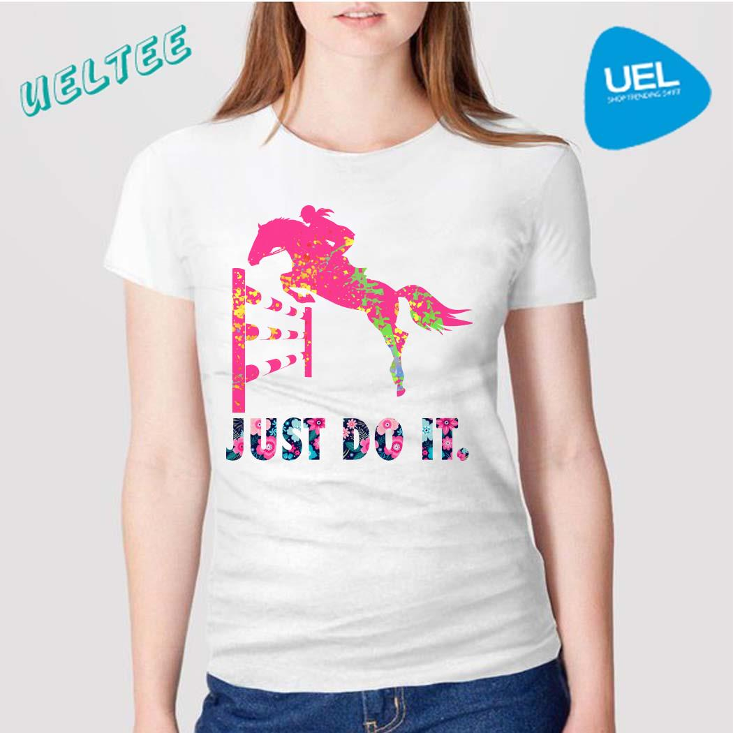 Eventing Just Do It Shirt