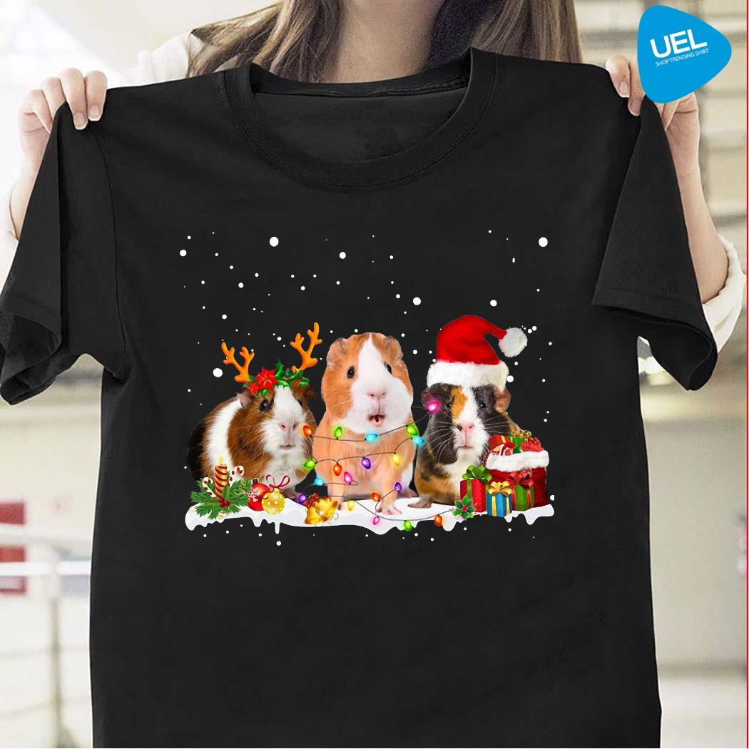 Guinea Pigs Christmas Sweater