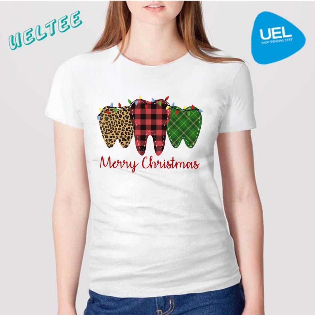 Tooths Merry Christmas Shirt
