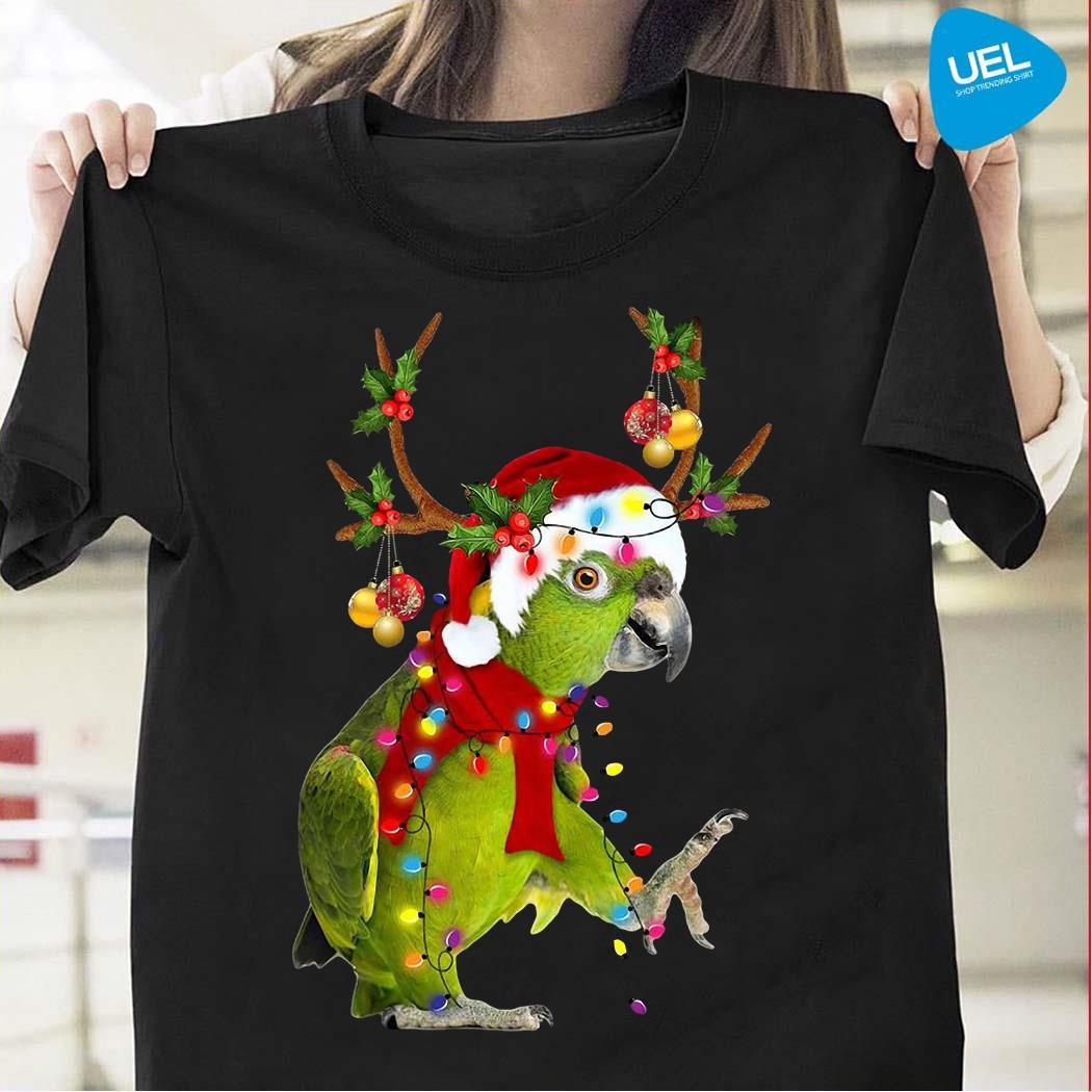 Parrot Parrot Gorgeous Reindeer Crewneck SweaterGorgeous Reindeer Crewneck Sweater